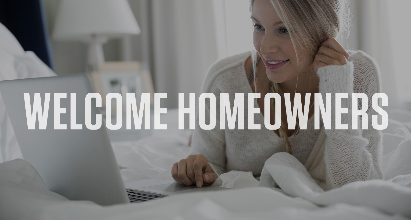 Welcome, Homeowners - banner