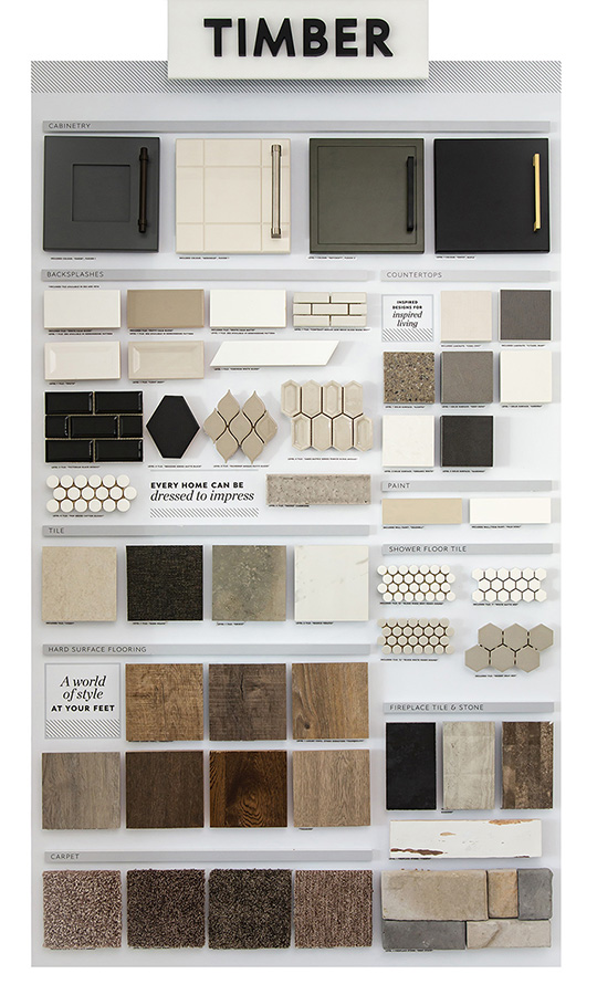 Timber Palette