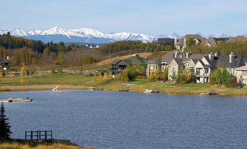 elbow valley community image