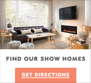 Graphic: Find Our Show Homes