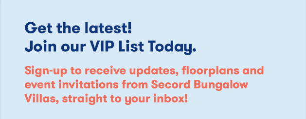 Text Graphic: Get the latest! Join our VIP List Today